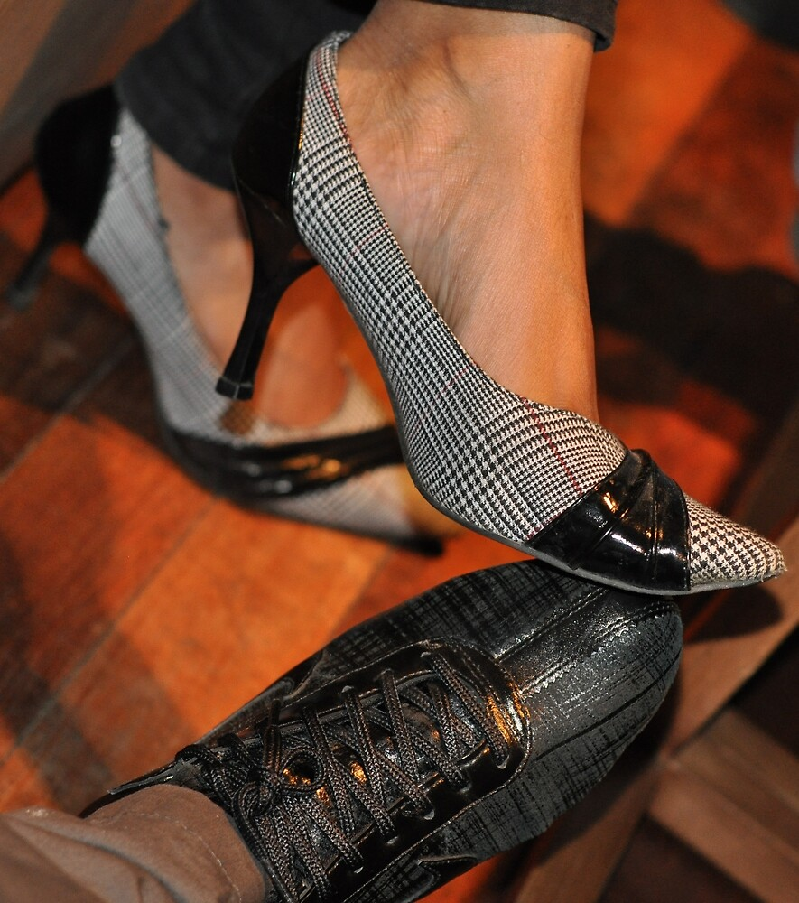Shoes by Jinny Chataroo