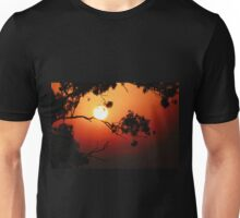 Fiery Sunrise  Unisex T-Shirt