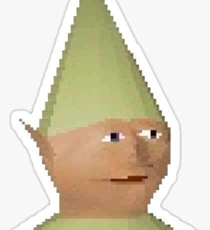 Elf man [HD] Sticker