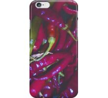 Hot Chilli iPhone Case/Skin