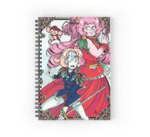 Revolutionary Gem Pearl Spiral Notebook