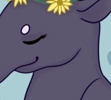 Tapirs Against Transphobia Sticker