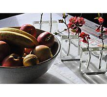 Fruits autorisés Photographic Print