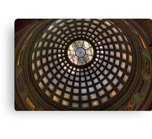 The Dome - Natural History Museum, Stockholm, Sweden Canvas Print