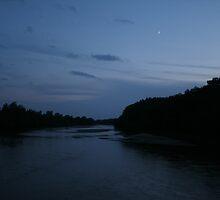Sleeping River by Scraylan