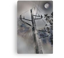 The Problem with Communication...  Canvas Print