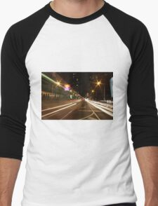 Speed of light Men's Baseball ¾ T-Shirt