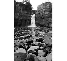 High Force In Mono. Photographic Print