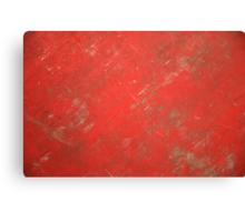 red retro background Canvas Print