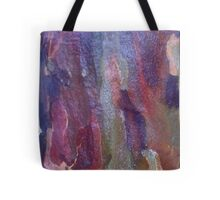 Gum Tree Trunk Tote Bag