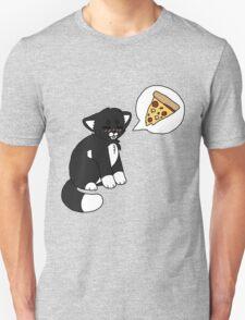 Tuxedo Pizzacat T-Shirt