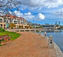 Claisebrook. East Pert by HG. QualityPhotography