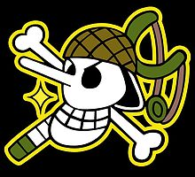 God Usopp Logo by ColdCola