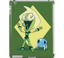 Invader Peridot iPad Case/Skin
