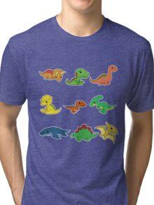 Dinocuties Tri-blend T-Shirt