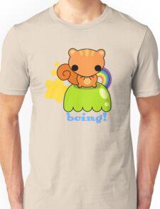 rainbow squirrel Unisex T-Shirt