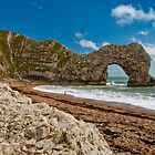 Sea Dragon: Durdle Door by DonDavisUK
