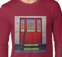 Old Timey Two-Step Long Sleeve T-Shirt