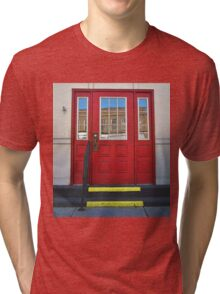 Old Timey Two-Step Tri-blend T-Shirt