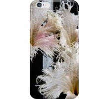 Feathery Orchids iPhone Case/Skin