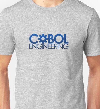 Cobol Engineering Unisex T-Shirt