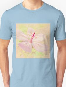 Almost Not There...did she kiss me? Unisex T-Shirt