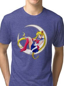 Sailor Moon Tri-blend T-Shirt