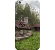 Fairytale Cottages iPhone Case/Skin
