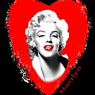 We Love Marilyn  by Fotasia