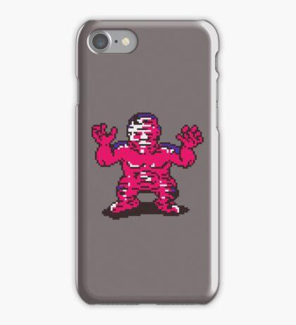 Fierce Shattered Man iPhone Case/Skin