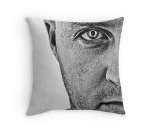 Evil Eye Throw Pillow