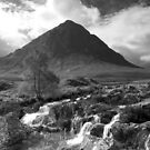Buchaille Etive Mor by shutterjunkie