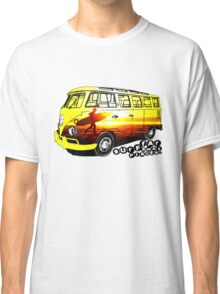 Surf Far Away Places Classic T-Shirt