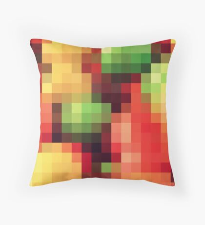 I Like Candy Throw Pillow