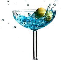 Bikini Martini - Splash by Matt  Bristow
