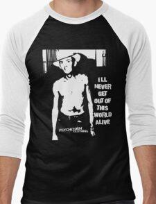 Hank Williams Men's Baseball ¾ T-Shirt