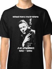 Joe Strummer Classic T-Shirt