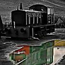 Reflections Of A Shunter by Aggpup