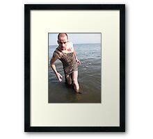 Super hero! Framed Print