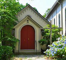 Church in Wickford by Shelby  Stalnaker Bortone