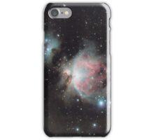 Christmas Eve, Orion Nebula iPhone Case/Skin