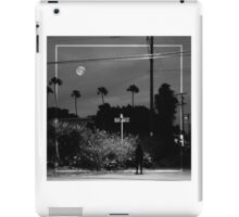2100 Broadway Street iPad Case/Skin