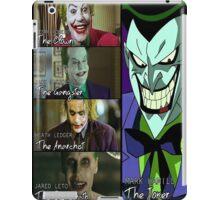 Jokers  iPad Case/Skin