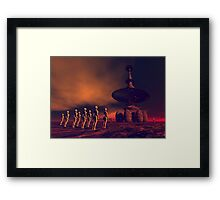 The Following Framed Print