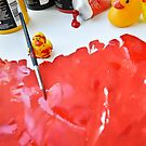 Enthusiasm for art! by Susana Weber