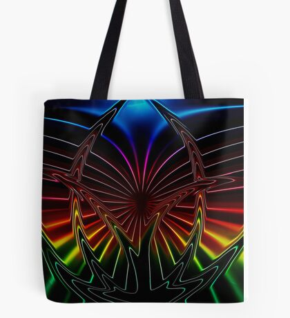 Eruption (Abstract) Tote Bag