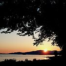 English Bay, Vancouver Canada by Hiroko