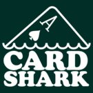 Card Shark (white) by crazydays
