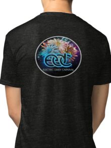 Electric Daisy Carnival Tri-blend T-Shirt