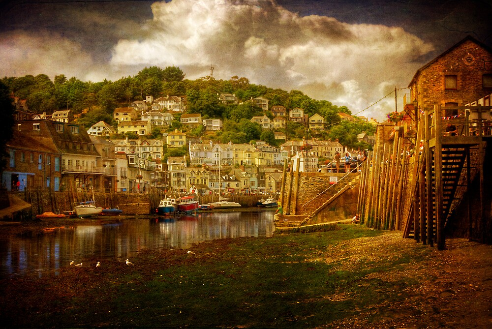 Looe Harbour 2 by ajgosling